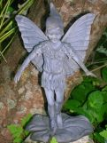 A resin statue of a fairy ©WikiC