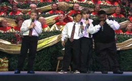 FBT Little Quartet – Christmas Carols Re-post