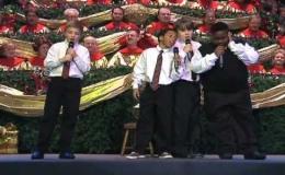 FBT Little Quartet – Christmas CarolsRe-post