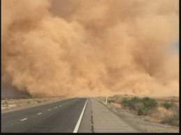 Kicking Up a Real Dust Storm!!