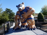 BJU Homecoming - Brody the Bruin