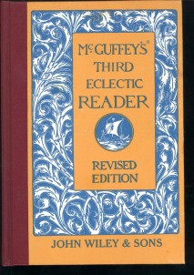 McGuffey's Third Eclectic Reader from Gutenberg.org